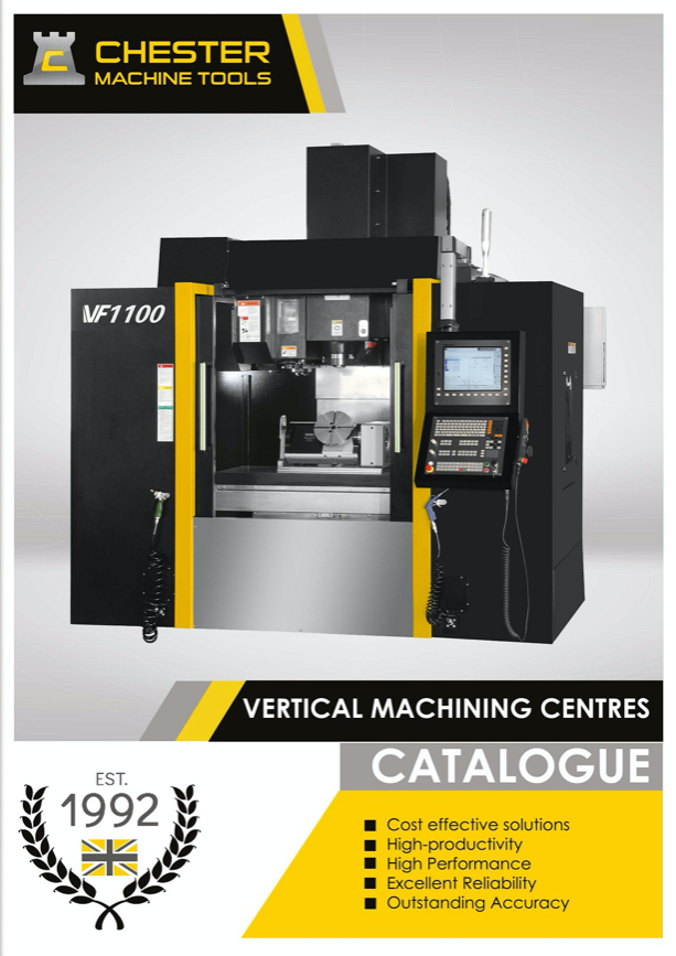 VF Series High Performance Machining Centres