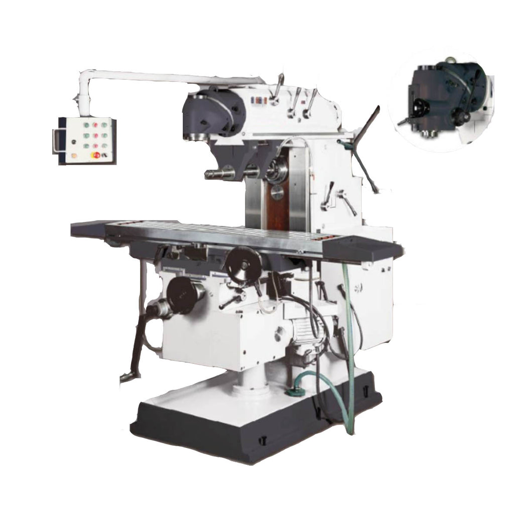 NEW INTO OUR RANGE - UNIVERSAL MILLING MACHINE-TRIUMPH DELUXE