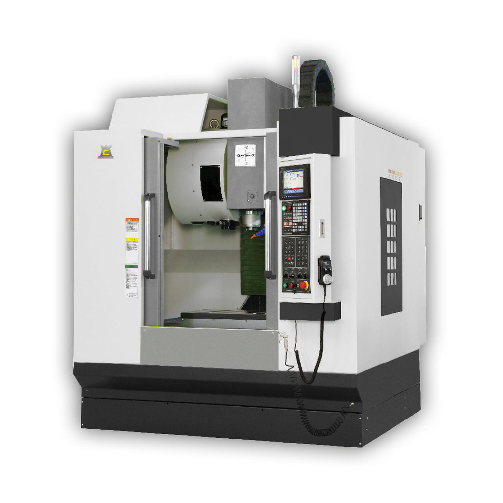 V6L Machining Centre - A simple entry to CNC Machining