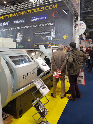 Chester Machine Tools at MACH 2018
