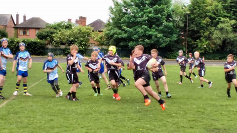 U12 Team Flintshire Falcons