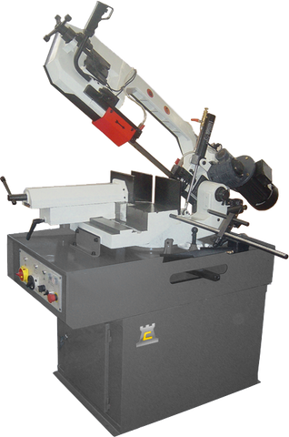 double mitre bandsaw