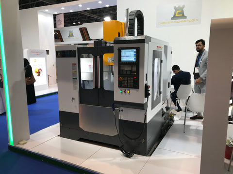 GESS Dubai CNC Mini Centre