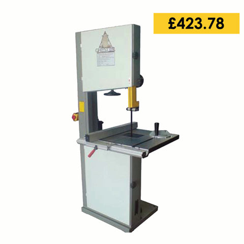 CHESTER KV18 - 415V VERTICAL WOODWORKING BANDSAW