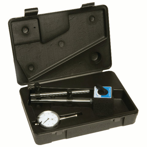 Magnetic Base and Dial Gauge