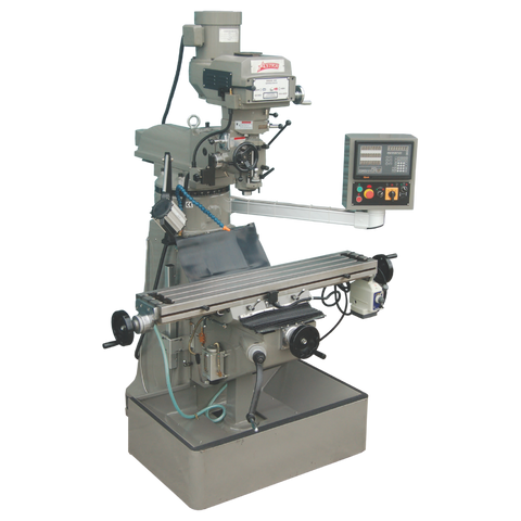 ASTRA 3VST TURRET MILLING MACHINE - Chester Machine Tools