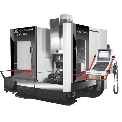 CHESTER 620-5AX 5 AXIS MILLING MACHINE