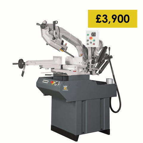 CHESTER G300R DOUBLE MITRE BANDSAW