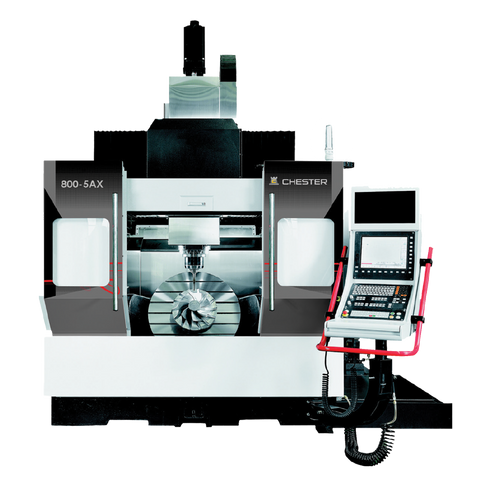CHESTER 800-5AX SERIES 5 AXIS MILLING MACHINE