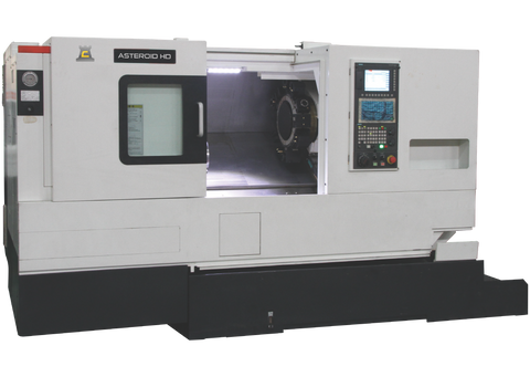 ASTEROID HD CHESTER CNC SLANT BED LATHES - Chester Machine Tools