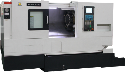 Asteroid HD CNC Slant Bed Lathe - Chester Machine Tools