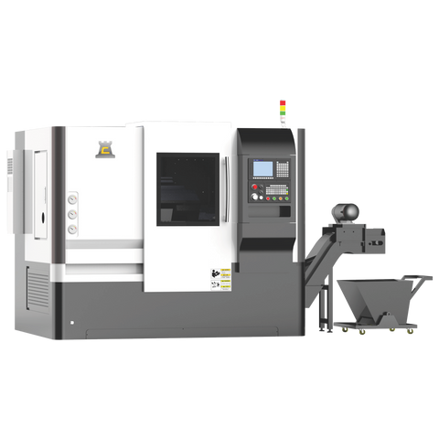 ASTEROID CHESTER CNC SLANT BED LATHES - Chester Machine Tools