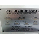 Chester Challenger 1000 Lathe - Ex Showroom Machine