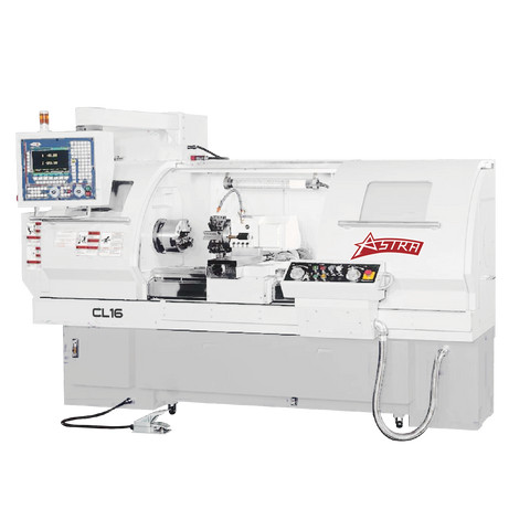 ASTRA CL SERIES CNC LATHES - Chester Machine Tools