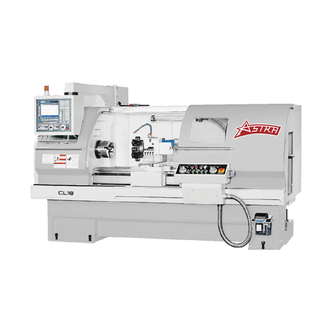 ASTRA SERIES CNC LATHES - Chester Machine Tools