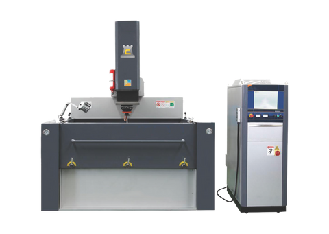 CNC EDM CHESTER SINKER MACHINES - Chester Machine Tools