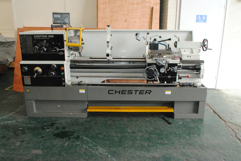 Chieftain 1860 Lathe - Ex Workshop Refurbished - Chester Machine Tools