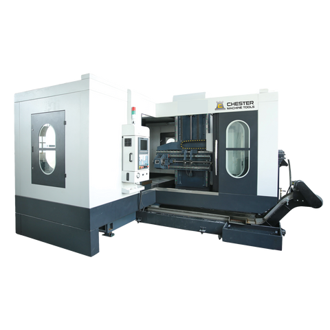 DHT SERIES 3 AXIS CNC DEEP HOLE DRILLING MACHINE - Chester Machine Tools