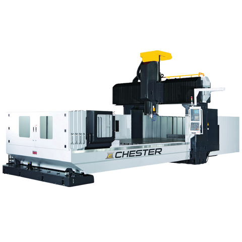 CHESTER DM-310 DOUBLE COLUMN MACHINING CENTRE WITH ATC