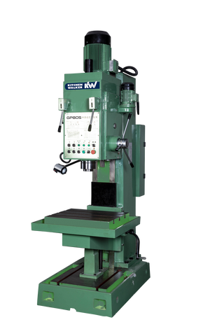 GP-S SERIES KITCHEN & WALKER SQUARE COLUMN DRILLING MACHINE - Chester Machine Tools