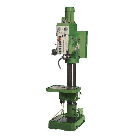 KITCHEN & WALKER GP SERIES - GP35A PILLAR DRILLING MACHINES - Chester Machine Tools