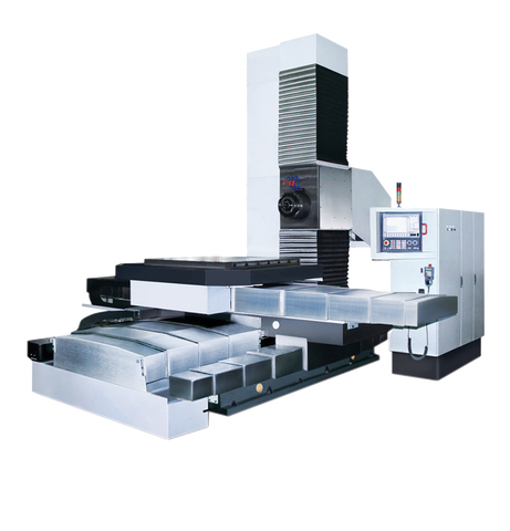 HB110C-CNC CNC Horizontal Boring Machine - Chester Machine Tools