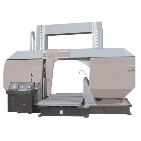 HBF SERIES CHESTER HEAVY DUTY BRIDGE FRAME BANDSAWS - Chester Machine Tools