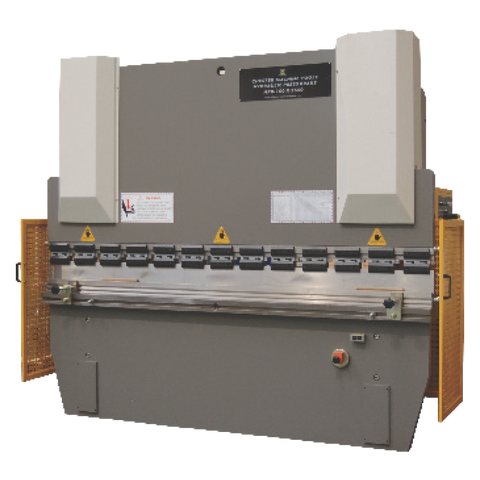 HPB SERIES CHESTER HYDRAULIC PRESS BRAKES - Chester Machine Tools