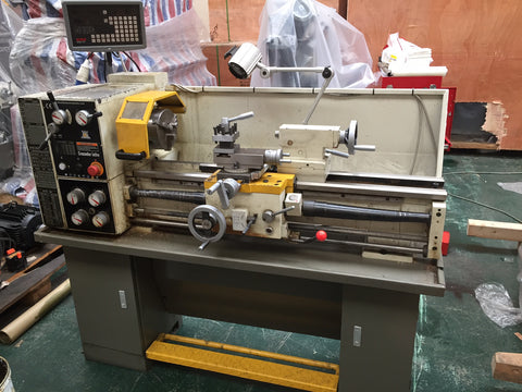 Crusader Lathe - Used **SOLD** - Chester Machine Tools