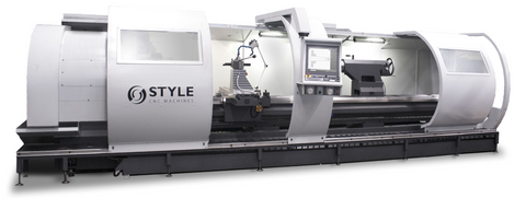 STYLE 1200 CNC LATHE - Chester Machine Tools