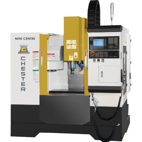 CHESTER MINI CENTRE CNC MACHINING CENTRE