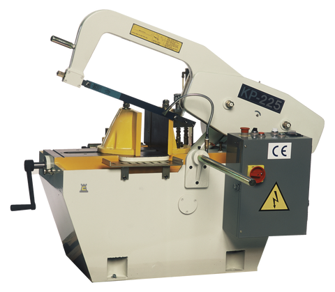 KP SERIES CHESTER HACK SAWS - Chester Machine Tools