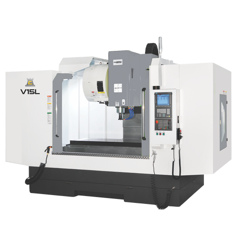 V13L - V15L ALPHA CHESTER CNC MACHINING CENTRE - Chester Machine Tools