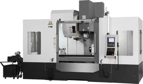 V15HD - V18HD POWER CENTRE CHESTER CNC MACHINING CENTRE - Chester Machine Tools