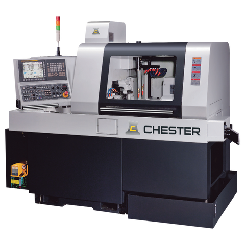 CHESTER SH-20/20Y CNC SLIDING HEAD LATHES