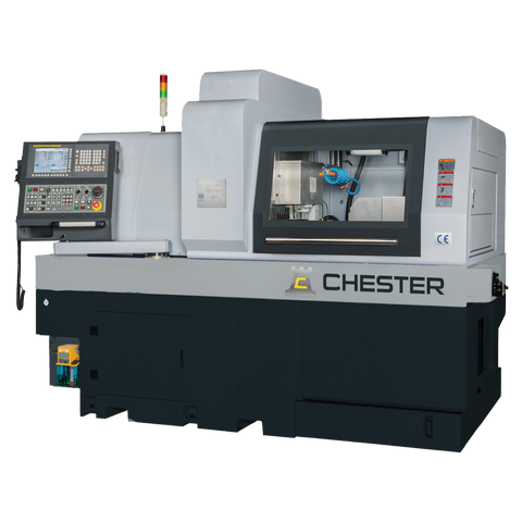 CHESTER SH-42/SH-42Y • SH-32/SH-32Y CNC SLIDING HEAD LATHES