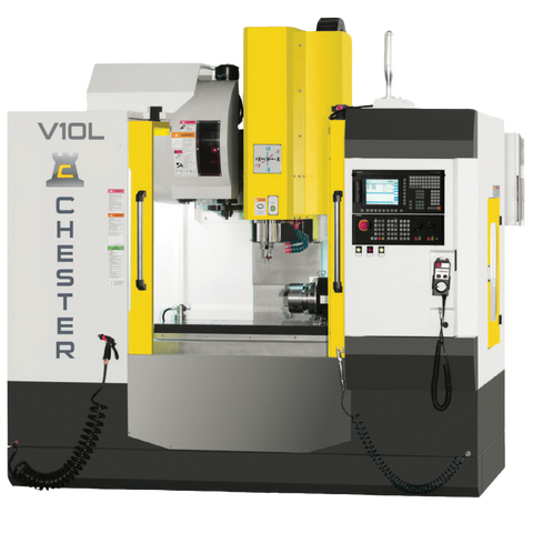 V10 MACHINING CENTRE - Chester Machine Tools
