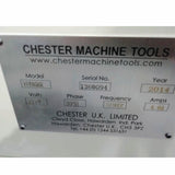 Chester Voyager Lathe - Ex Showroom Machine