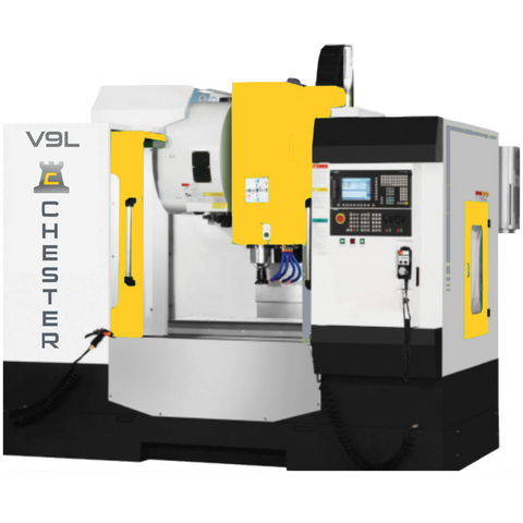 CHESTER V9L-V11L ALPHA CNC MACHINING CENTRE