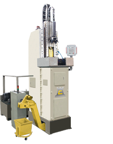 VBR SERIES CHESTER VERTICAL BROACHING MACHINES - Chester Machine Tools