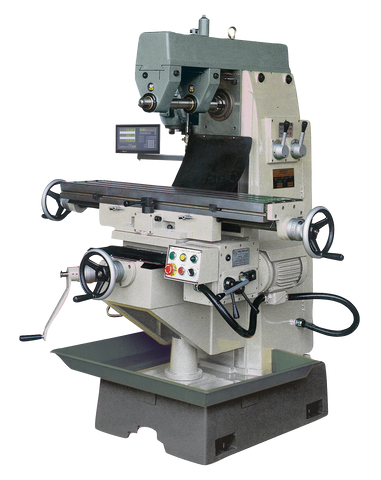 ASTRA VANGUARD UNIVERSAL MILLING MACHINE - Chester Machine Tools