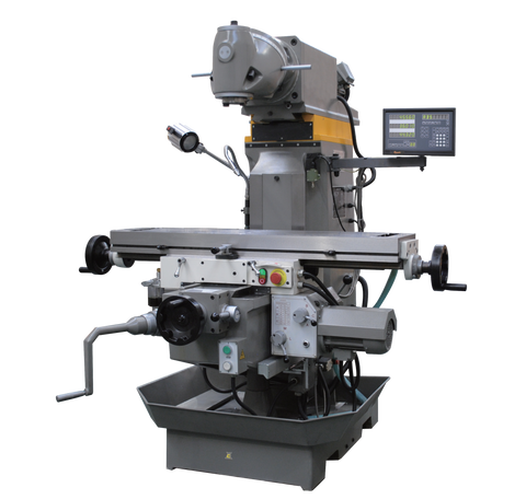 VICTORY 260 CHESTER UNIVERSAL MILLING MACHINE - Chester Machine Tools