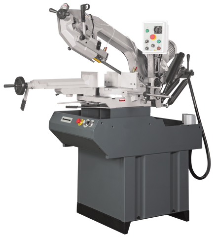 G300R Double Mitre Band Saw with Round Table - Chester Machine Tools