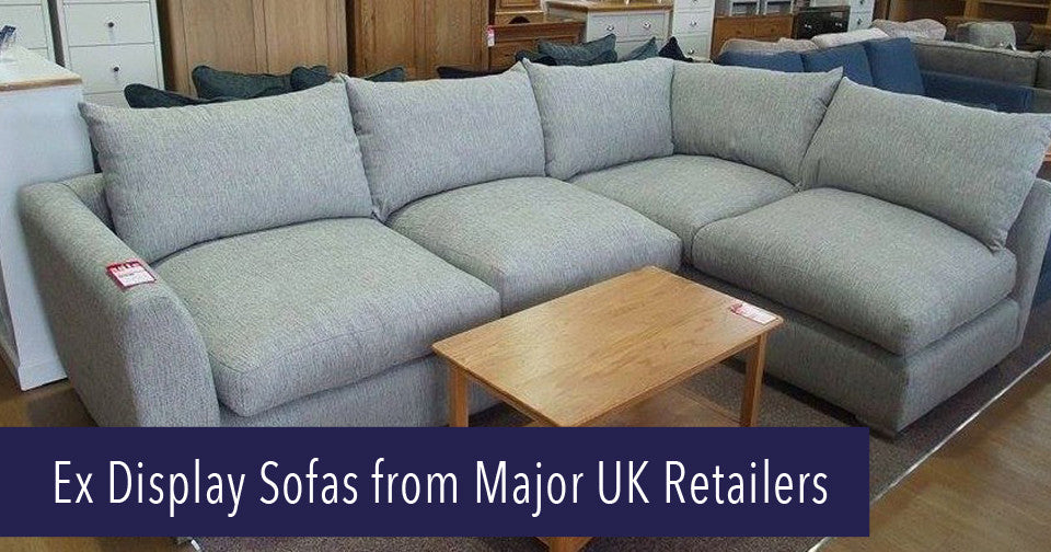 Furniture House's Ex Display Sofa Sets