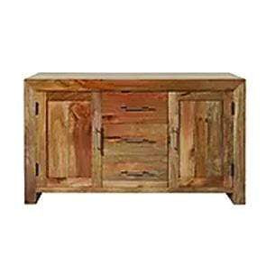 Mango Wood 2 Door Sideboard