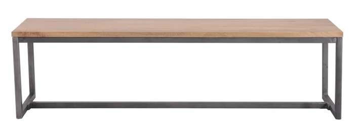The Furniture House dining bench Neptune 1.25m Dining Bench