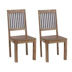Pair of Neptune Dining Chairs