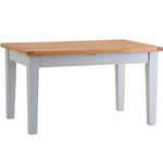 Rustic Grey Dining Table Extending  1.6m/2.1m