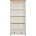 Ivory Charm Large Bookcase
