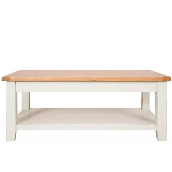 Ivory Charm Large Coffee Table